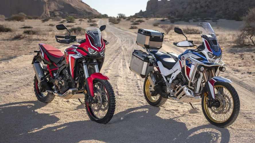 Segredo: Nova Honda CRF 1100L Africa Twin 2020 é registrada no Brasil