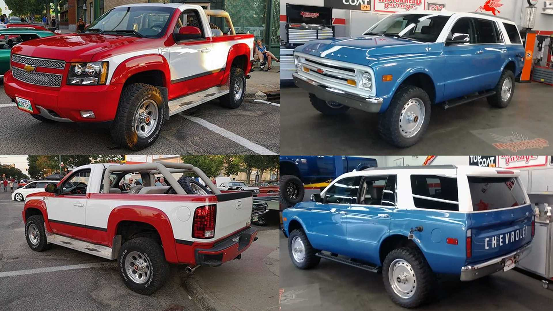 "[""Which Custom SEMA Blazer Wore It Better?""]"