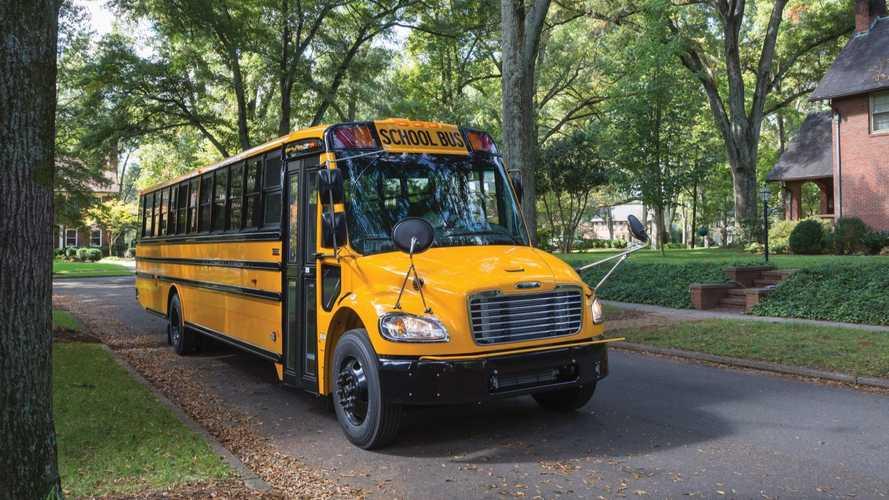 Thomas Built Buses To Supply 50 Electric School Buses In Virginia