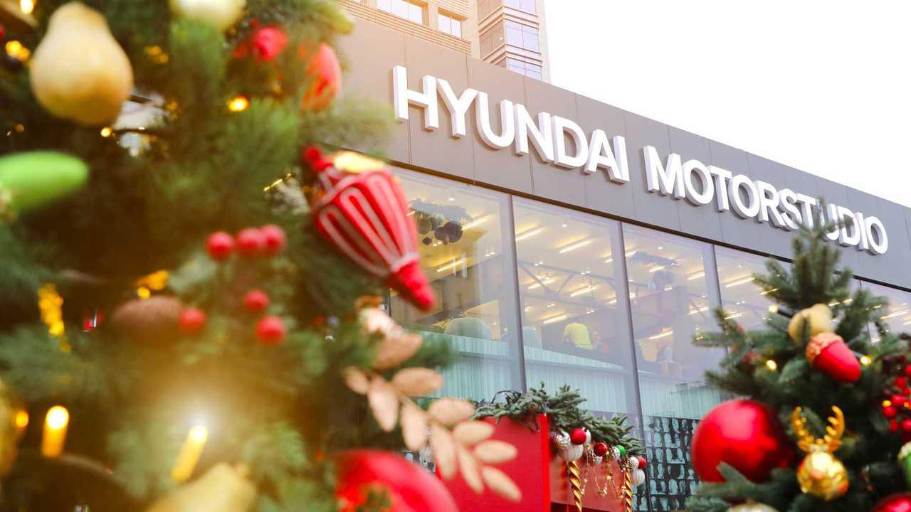 Hyundai motorstudio 2020