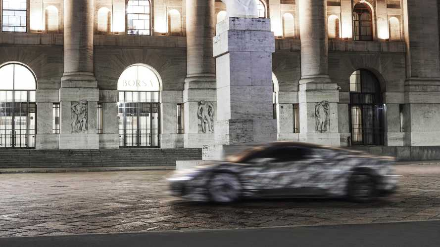 Maserati MC20 Prototype Appears On Streets Of Milan