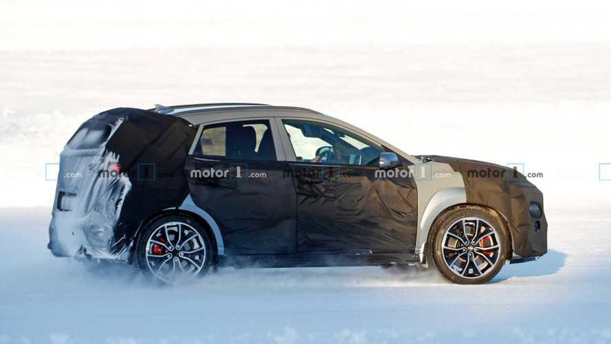 Hyundai KONA N 2020: un pequeño SUV repleto de adrenalina