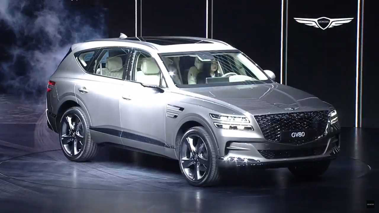 2021 Genesis Gv80 A Detailed Look At The New Luxury Suv