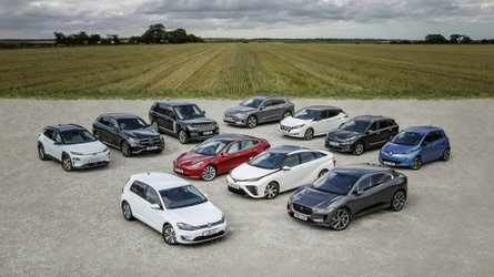 UK In 2019: new plug-in electric car registered every seven minutes