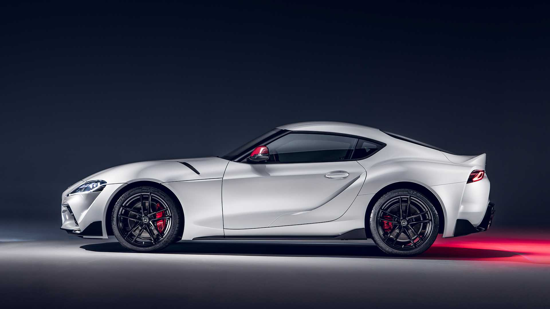 Toyota Supra Four Cylinder Engine Announced For Europe Toyota gr supra 2 fuji speedway