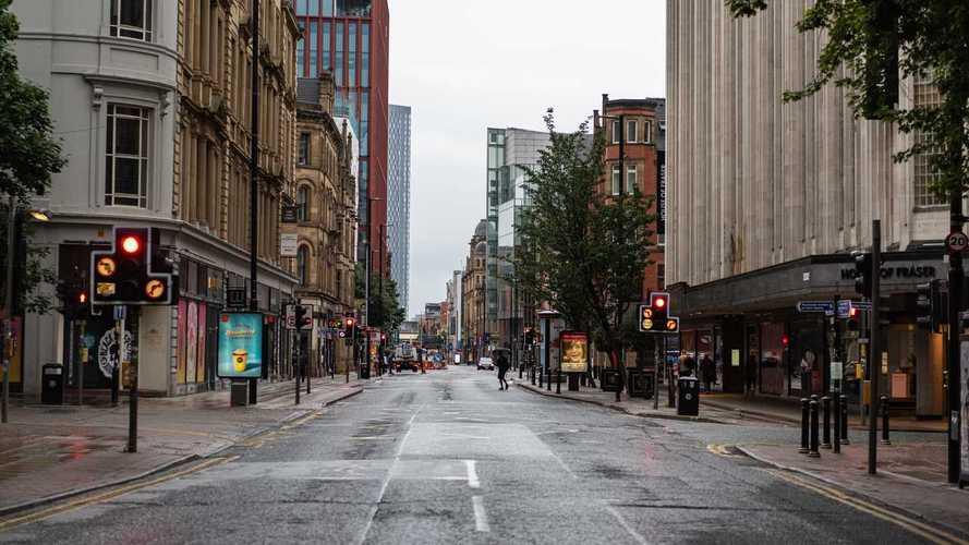 Coronavirus lockdown leads to drop in UK air pollution
