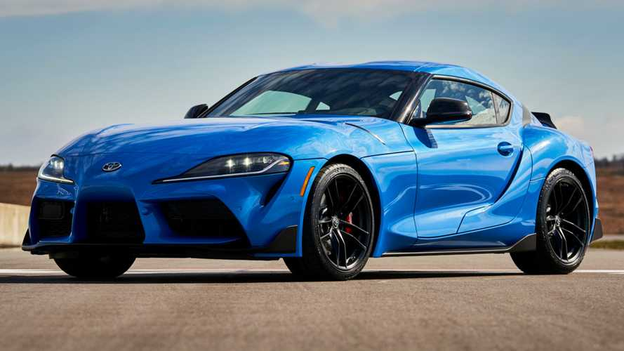 Toyota Still Working With BMW To Tweak The Supra