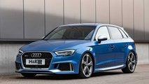 H&R-Gewindefedern für Audi RS 3 und S3