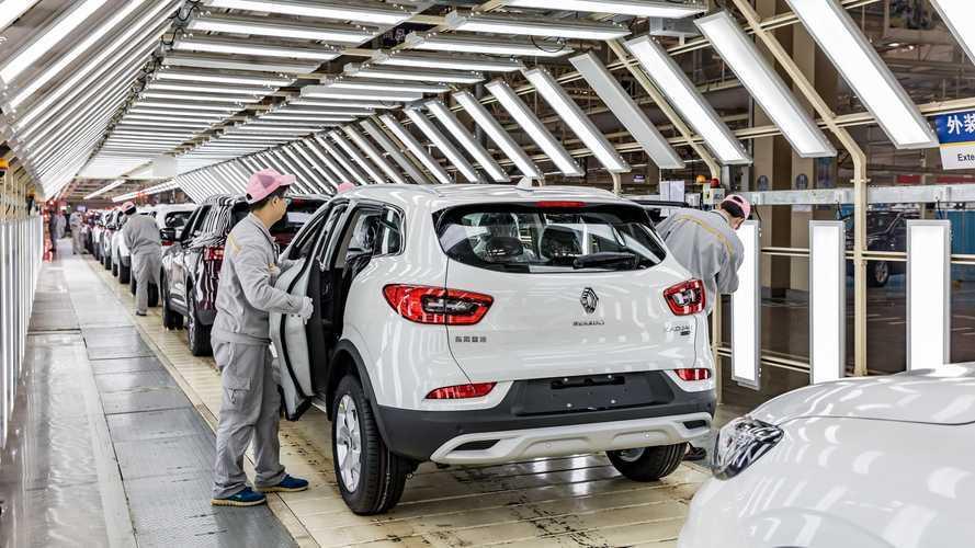 Renault fait de l'électrique une priorité en Chine