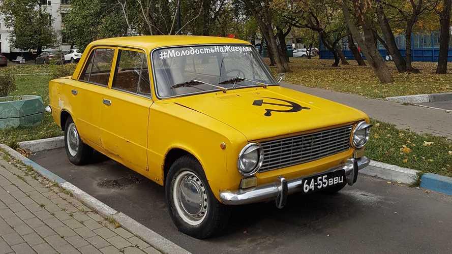 Подсчитано, сколько советских автомобилей осталось на дорогах РФ