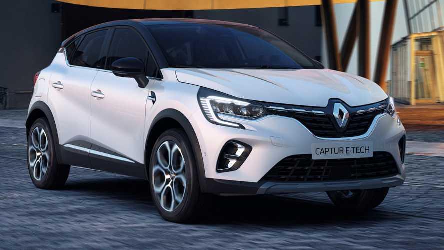 Novos Renault Captur e Peugeot 2008 fazem SUVs destacar-se na Europa em outubro