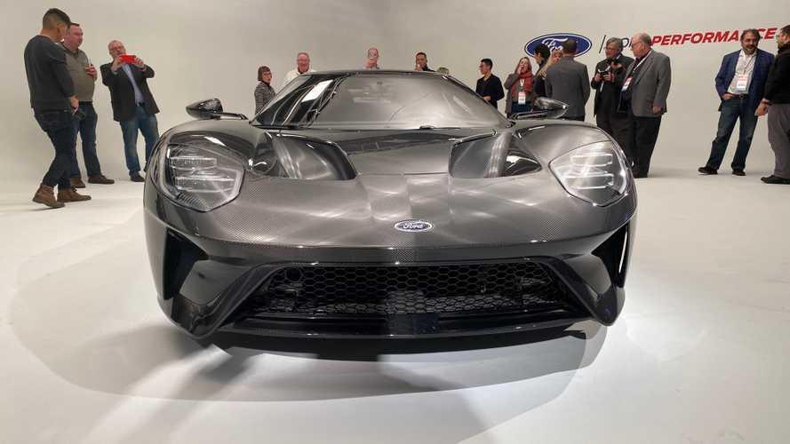 16 Ağustos'ta yeni bir Ford GT türevi mi geliyor?