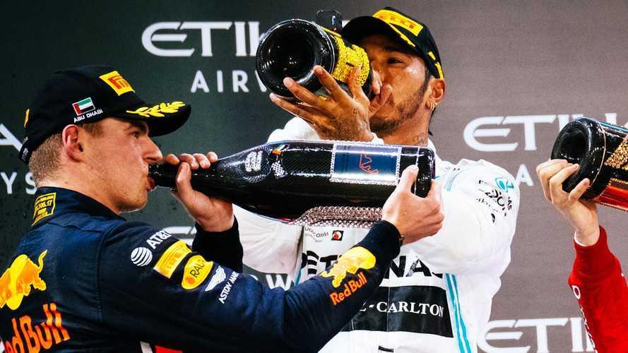 """F1, Verstappen: """"Hamilton è molto bravo, ma non è Dio!"""""""