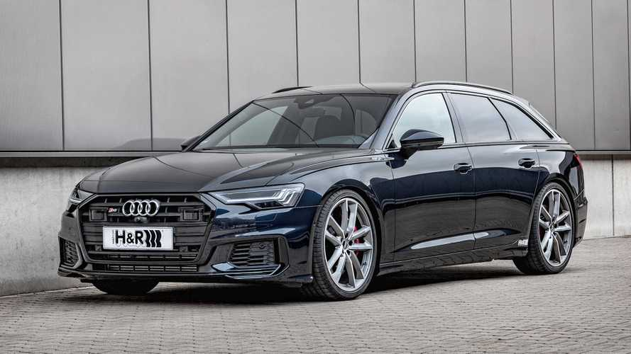H&R-Sportfedern für den neuen Audi S6 Avant