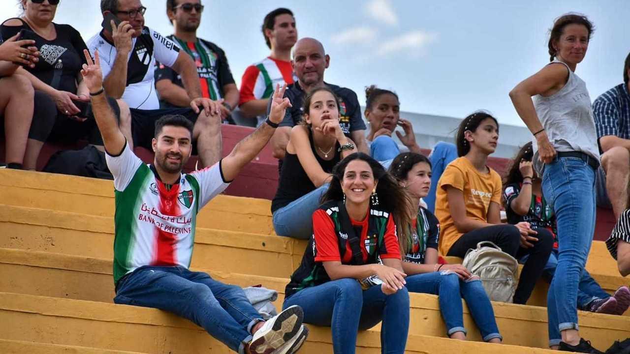 клуб палестино