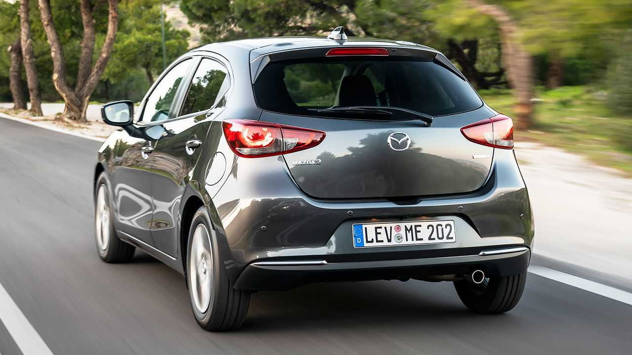 2020 Mazda 2 Price and Release date