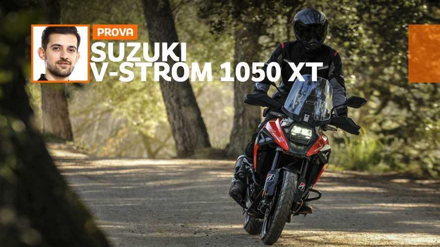 Suzuki V-Strom 1050 XT – TEST