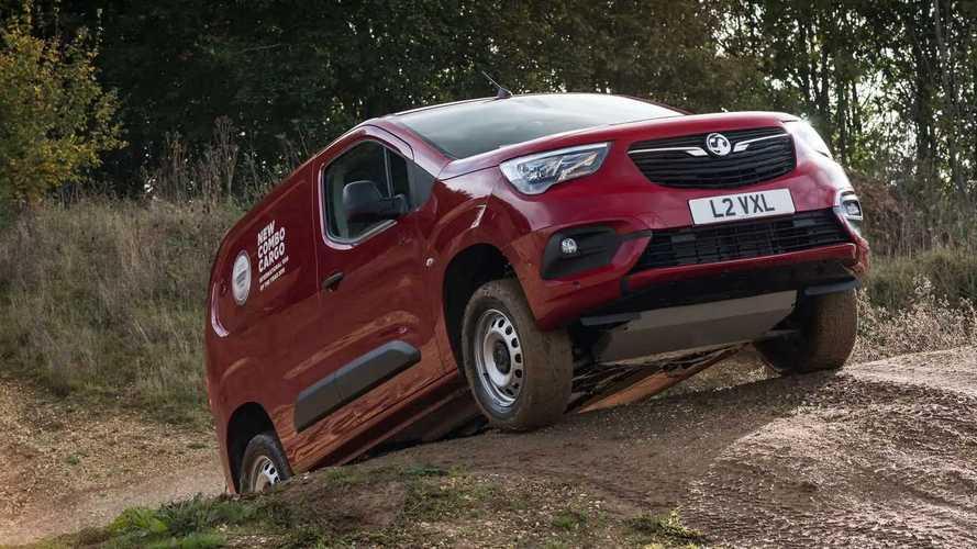 Vauxhall Combo Cargo 4x4