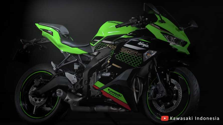 The New Kawasaki ZX-25R's Redline Is Set At 17,000RPM