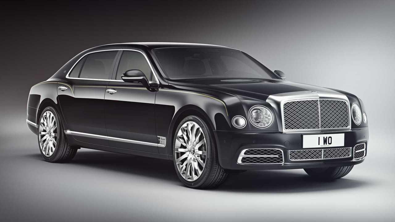 Bentley Mulsanne EWB Limited Edition By Mulliner