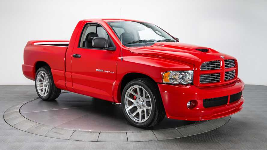 Lightning Vs SRT-10: Which Super Truck Would You Choose?
