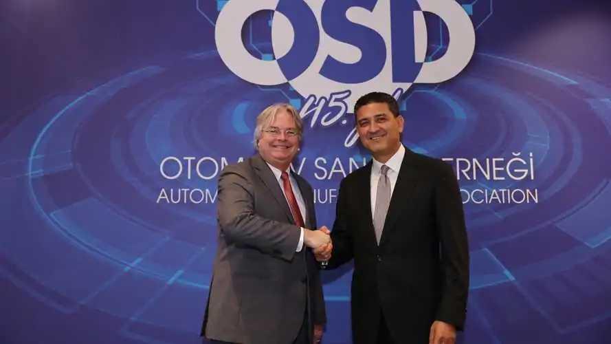 """OSD: """"Pazarı 2 milyon adede çıkarmak için çalışıyoruz"""""""