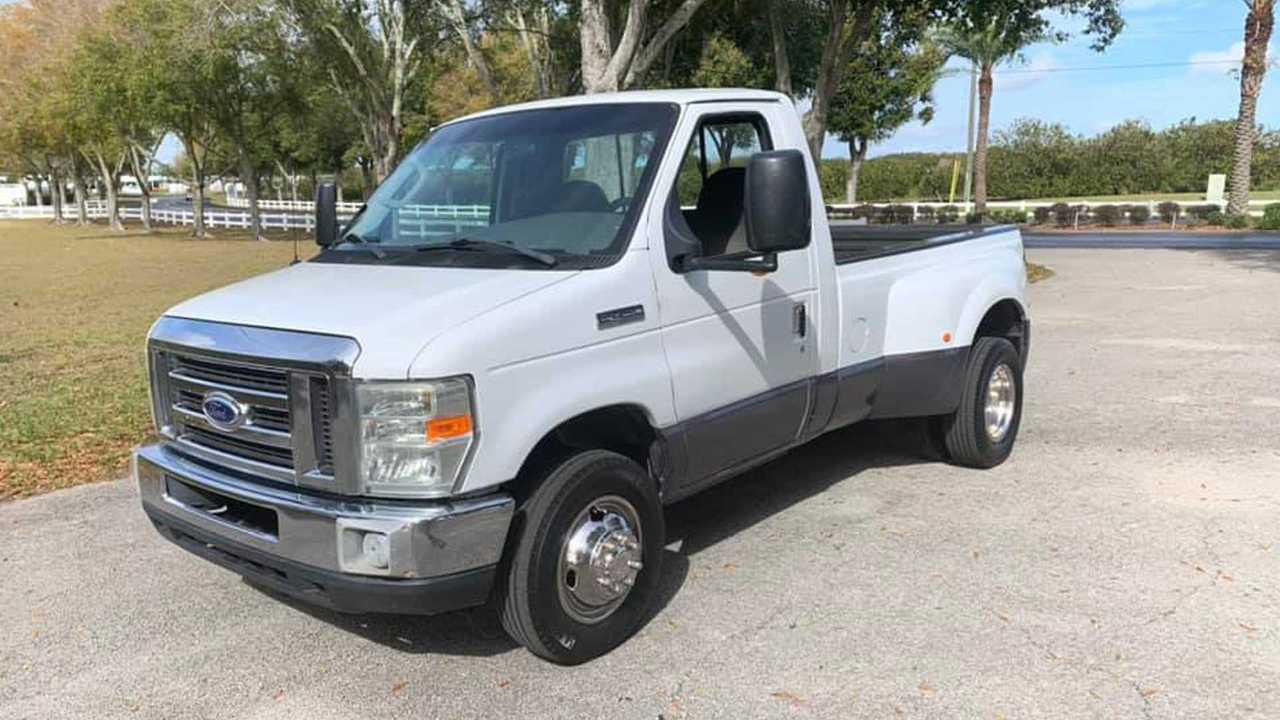 Ford E-450 Custom Truck Conversion