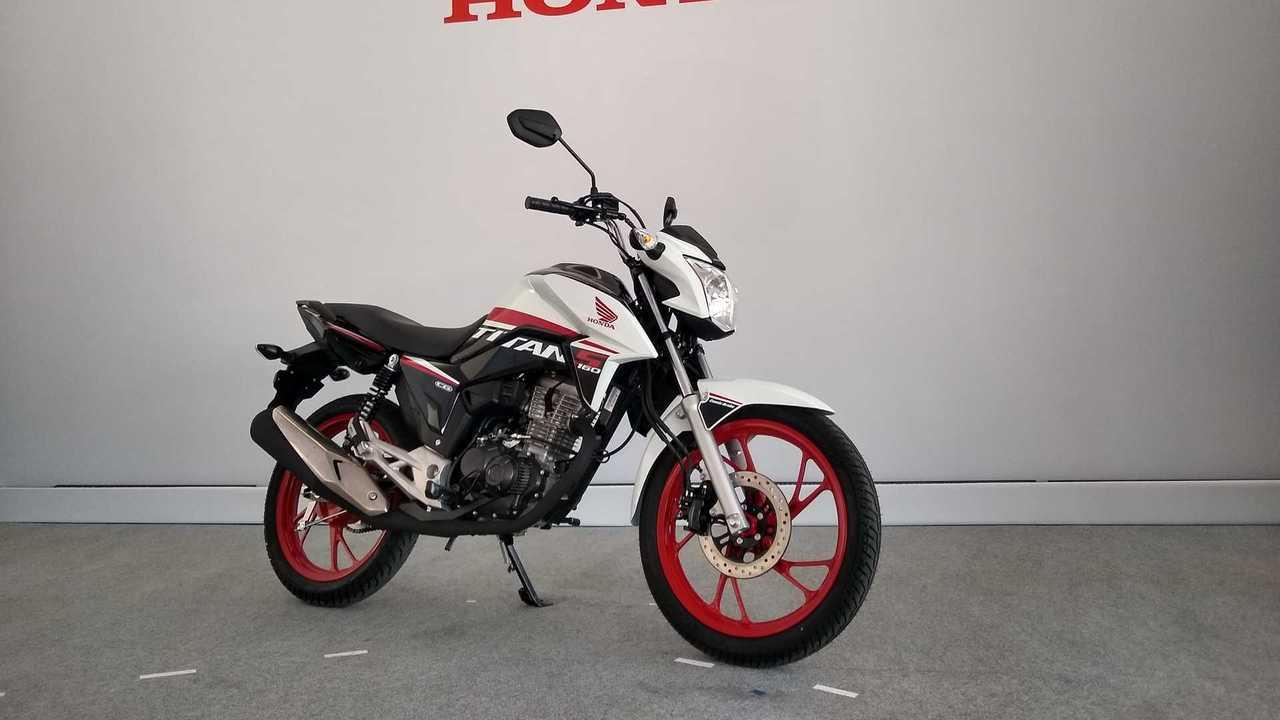 Honda CG 25 milhões