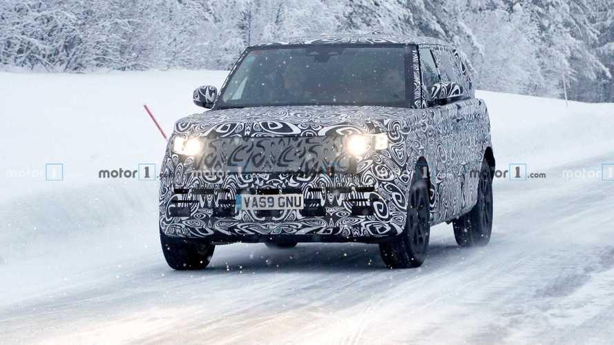 Land Rover заменит дизель V8 гибридными «шестерками»