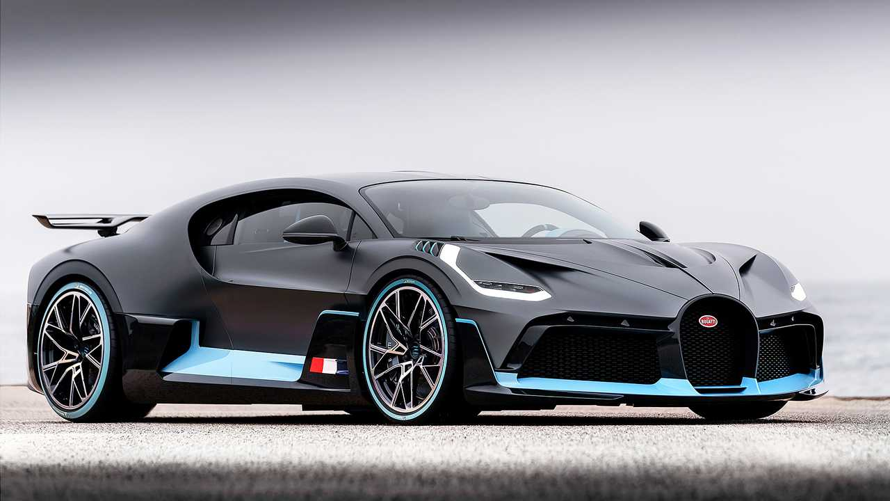 8. Bugatti Divo (2020) - 6,1 millones de euros