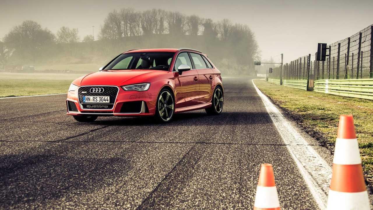 Audi RS 3 Sportback - 32 %