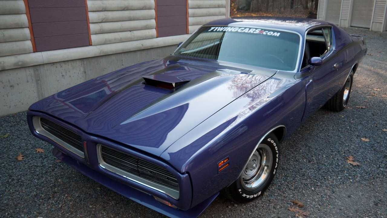 1971 Dodge Charger R/T 440 Six Pack Concept