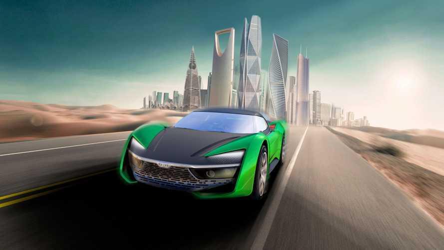 GFG Style 2030: un SUV biplaza, eléctrico y para el desierto