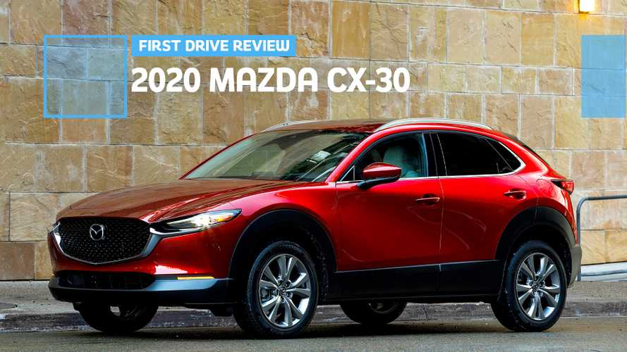 2020 Mazda CX-30 First Drive Review: Subcompact No Longer Means Subpar