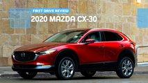 2020 mazda cx30 review