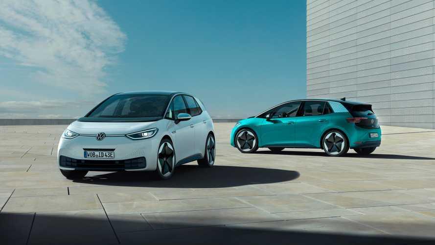 Volkswagen ID.3, il lancio italiano è in diretta streaming