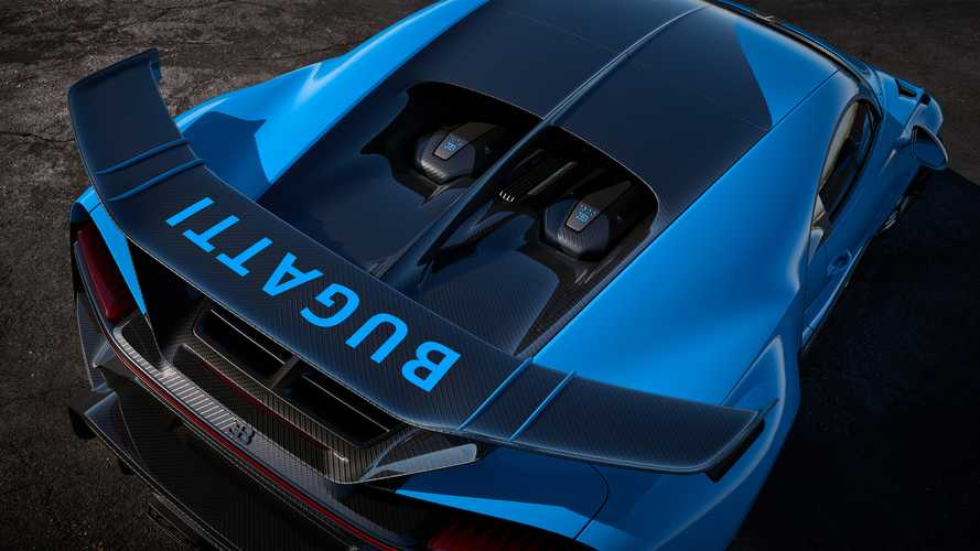 Bugatti Says The Days Of Clay Models Are Over
