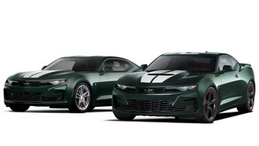 Chevy Launches New Camaro Heritage Edition For Japan