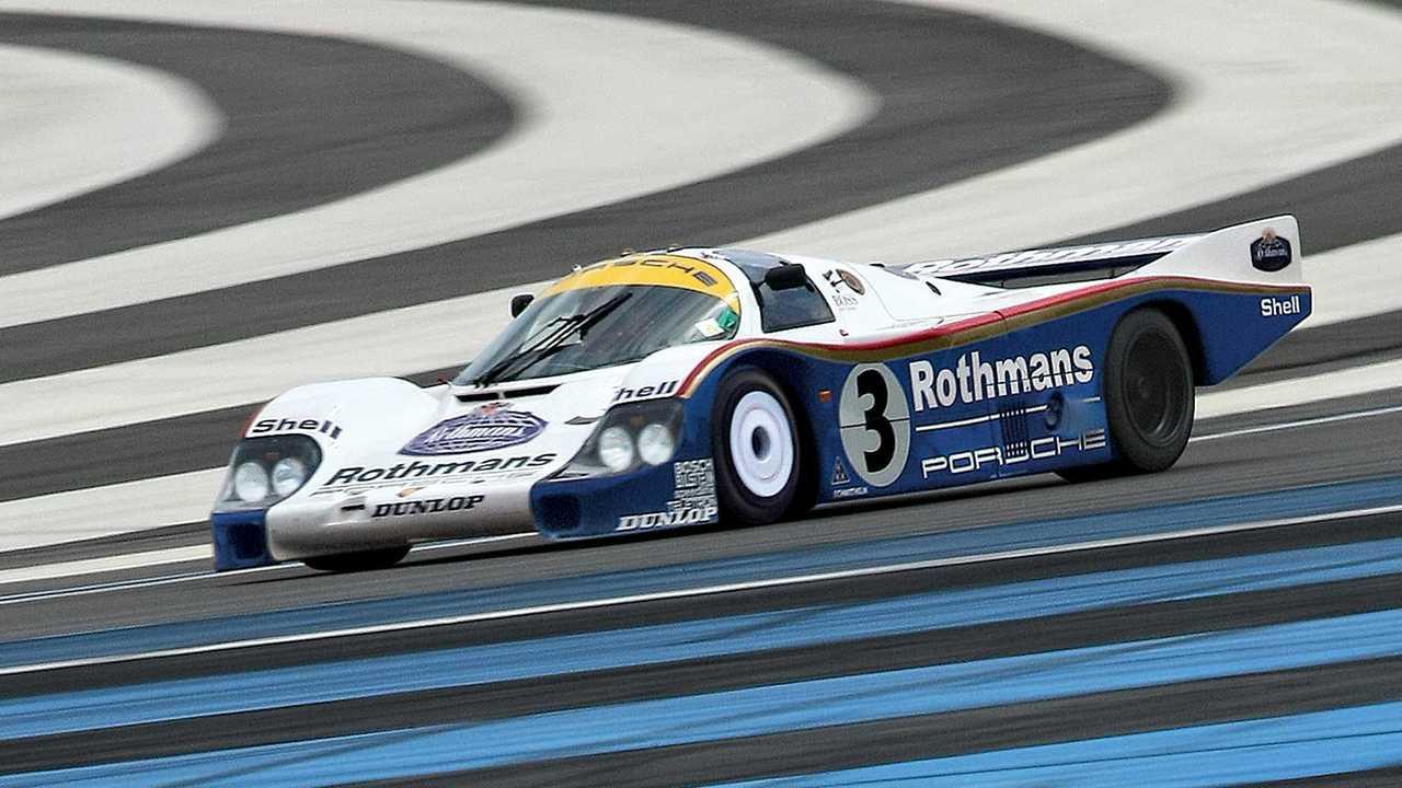 2 - Porsche 956 (1982) - 9,09 millions d'euros