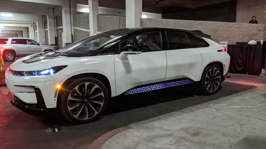 We Take A Ride In The Faraday Future FF91