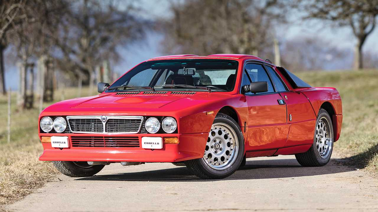 Lancia Rally 037 Stradale (1982) - 770'000 €