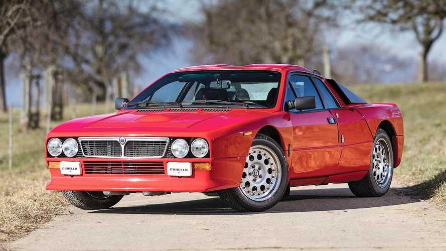 Los 10 Lancia más caros de la historia