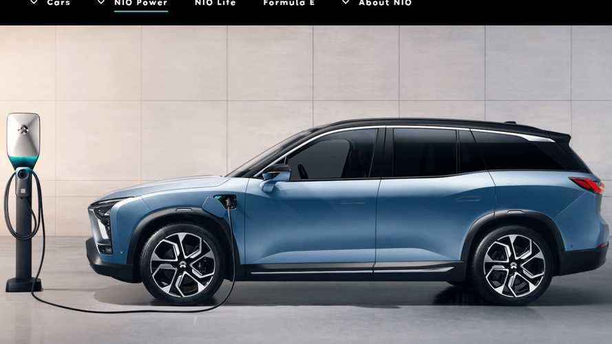 Nio Power And Xpeng Sign Charging Roaming Agreement