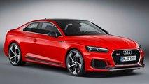 Audi RS 5 Coupé - Avant / Après