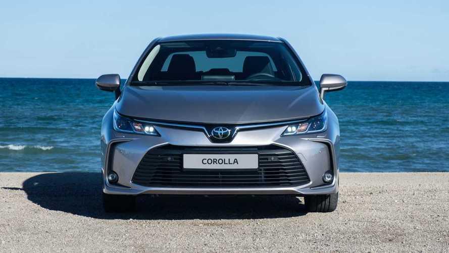 Стало известно, когда Toyota Corolla превратится в кроссовер