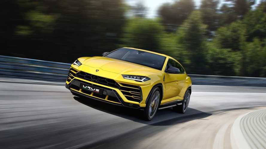 Lamborghini leads Salon Privé stable with new 650bhp Urus