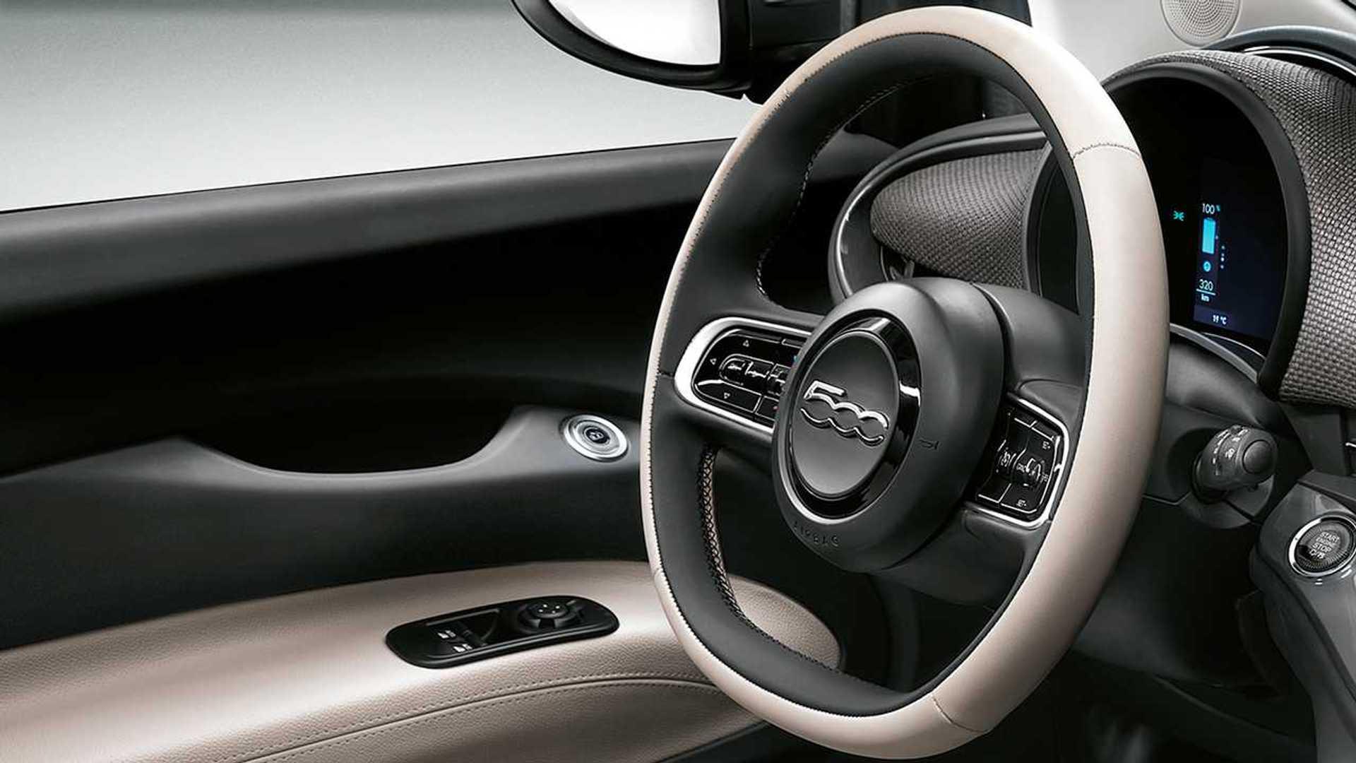Fiat 500e (2020) 14