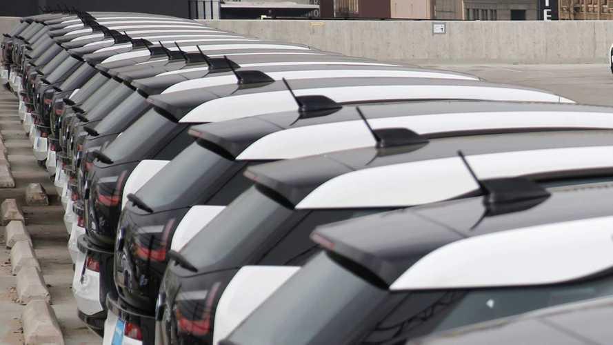 Coronavirus: 1,2 milioni di veicoli in meno causa stop alle fabbriche