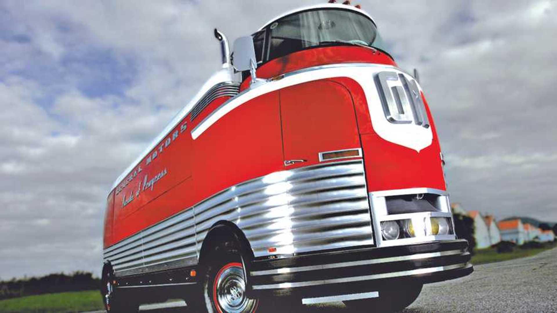 Futurliner, il camion del futuro da General Motors