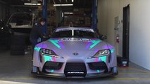 HKS Ultra-Widebody Street Legal Toyota Supra